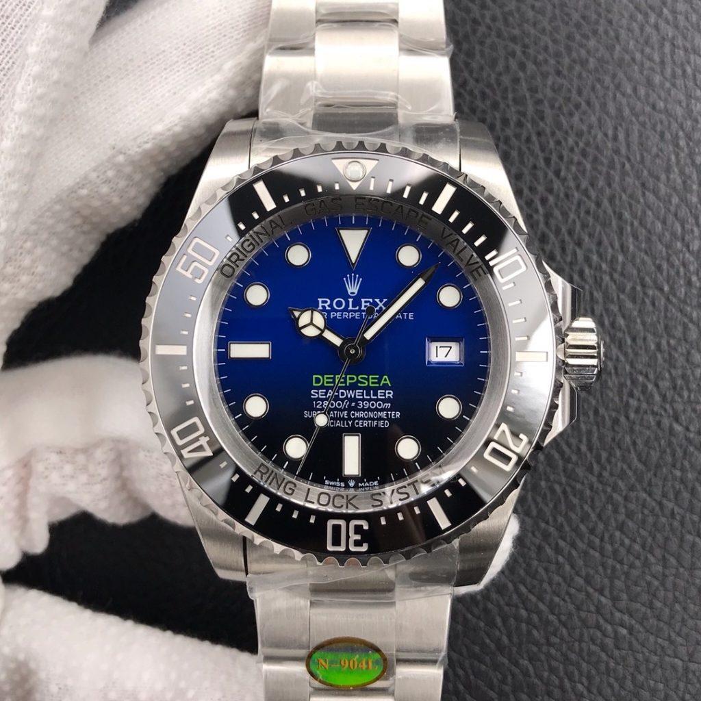 Noob V10 Replica Rolex Sea-Dweller DEEPSEA