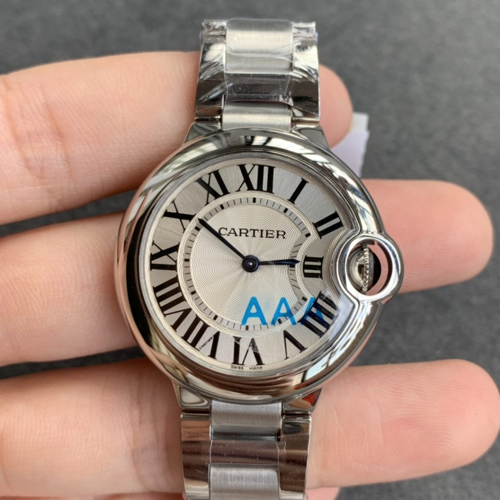 V6F Cartier Ballon Bleu 33mm