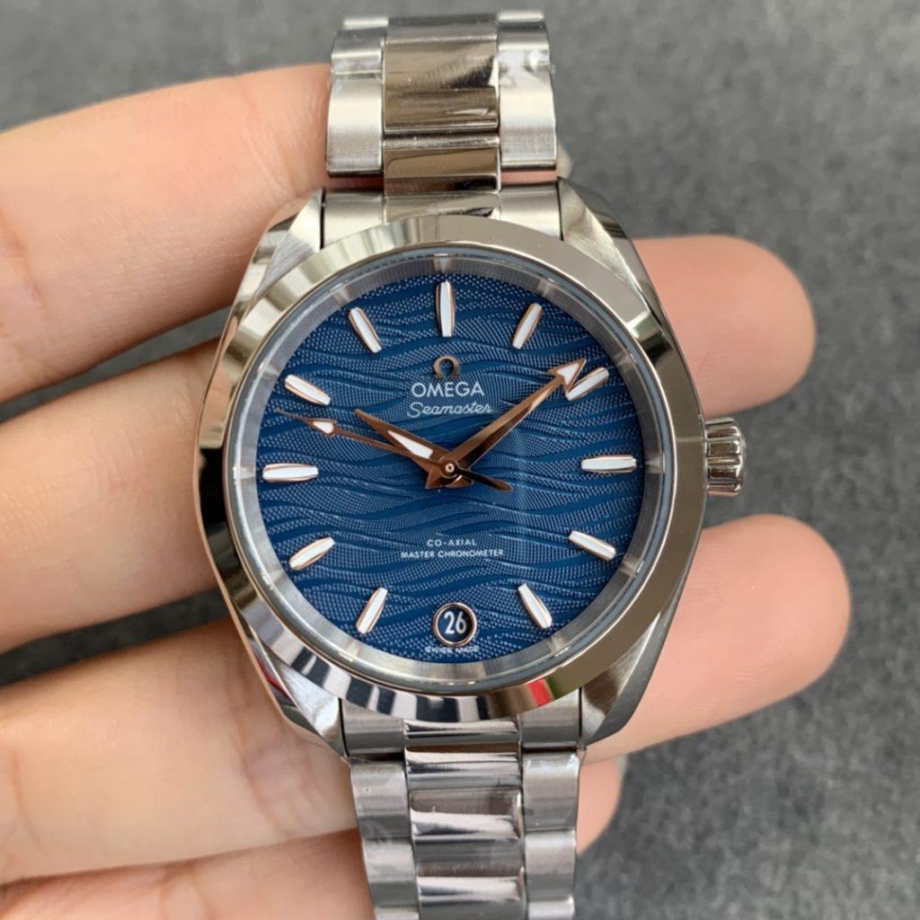 VSF Omega Seamaster Aqua Terra 150m Blue
