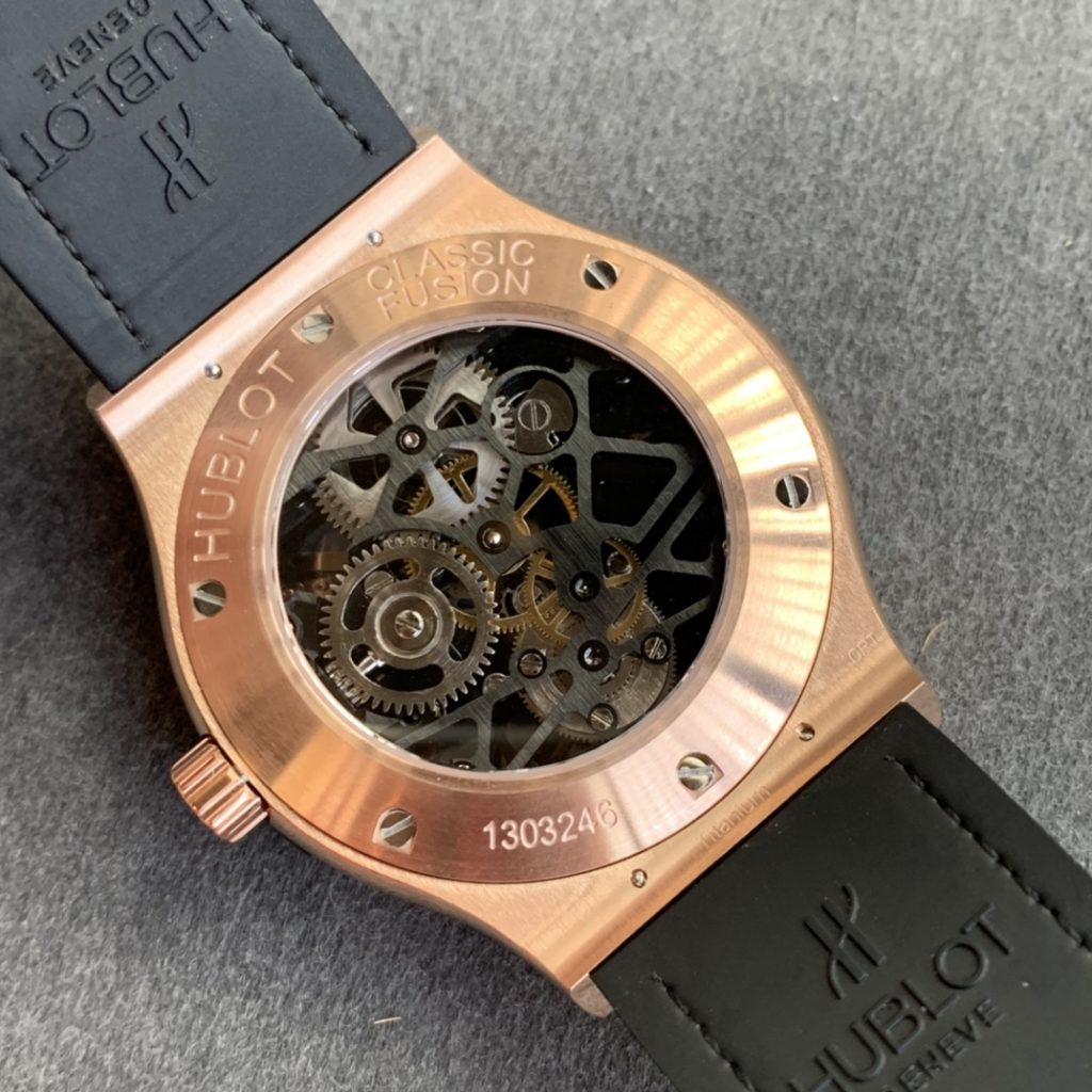 Hublot Tourbillon Movement