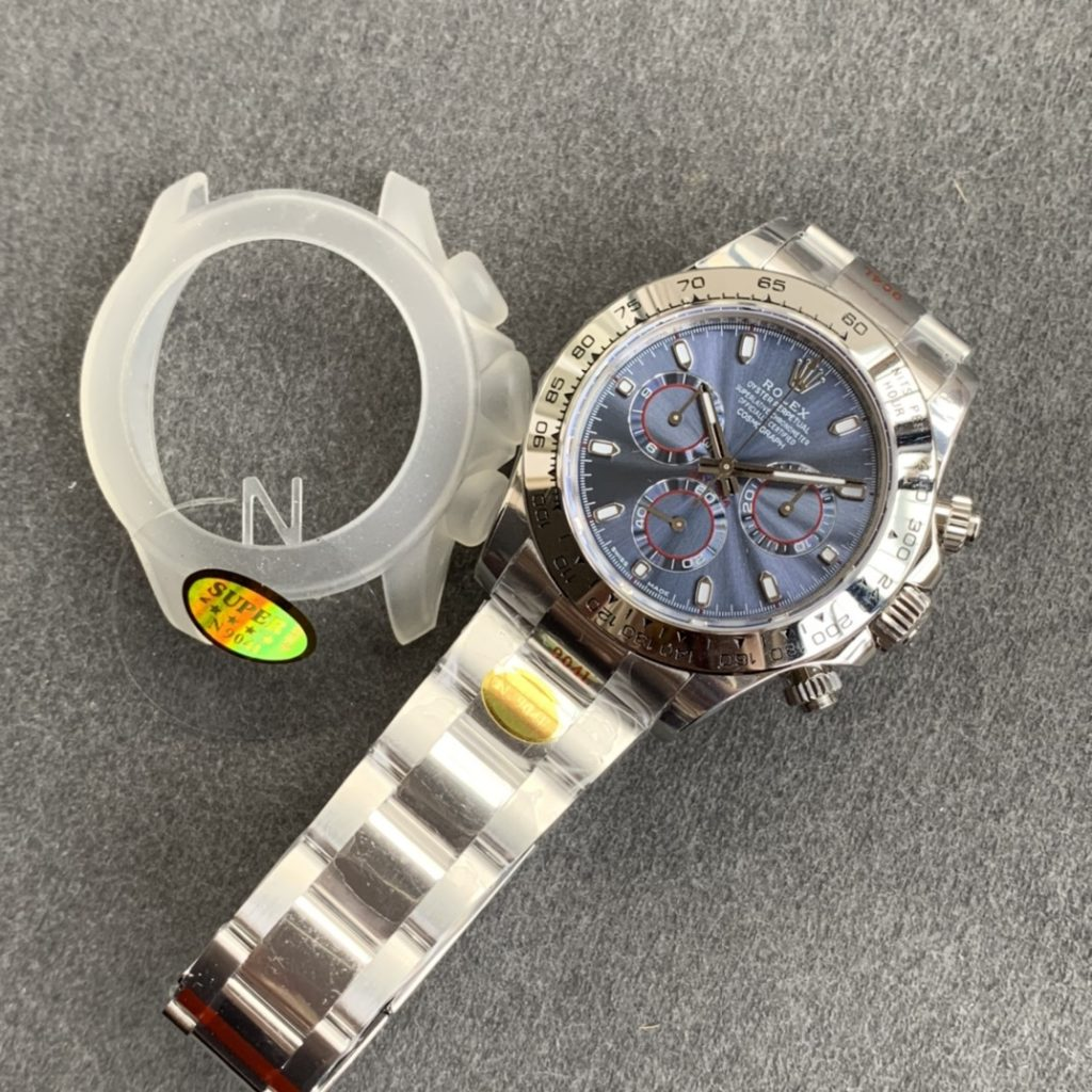Noob Factory Rolex Daytona Blue
