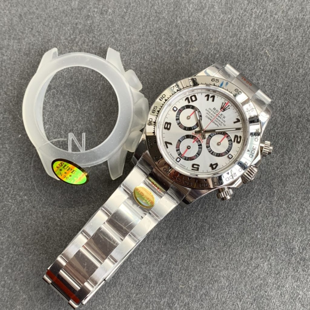 Noob Factory Rolex Daytona White
