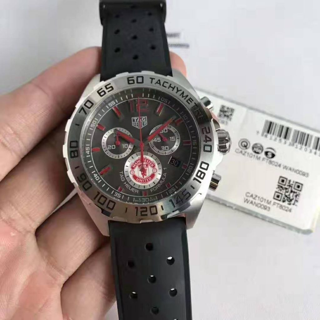 Replica Tag Heuer Formula 1 Machester United