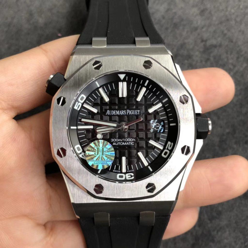 JF Replica Audemars Piguet ROO Diver 15703