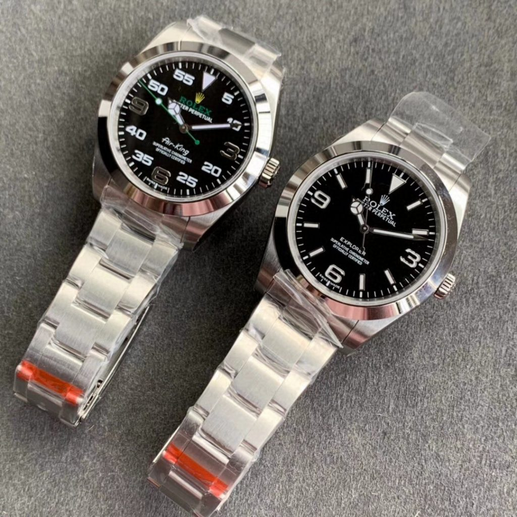 Noob Factory Rolex Air King Explorer