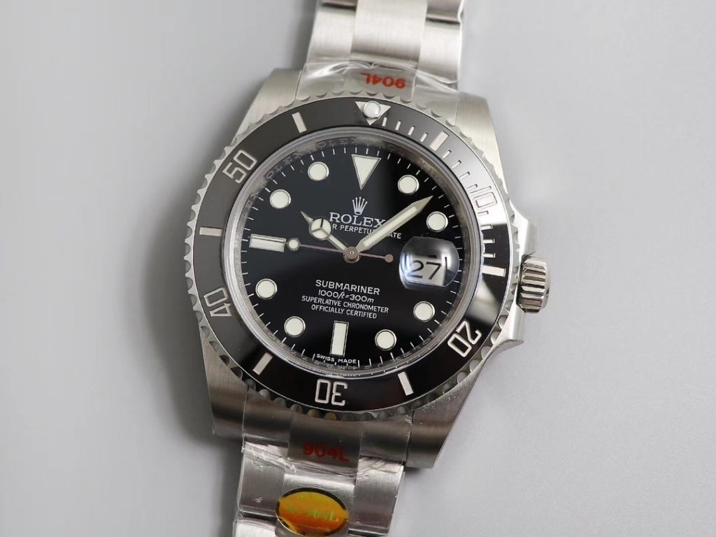 Replica Rolex Submariner 116610LN V10