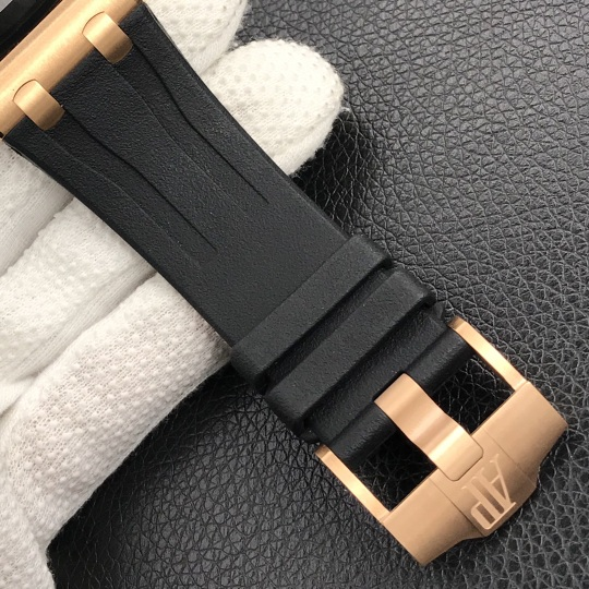 AP Rose Gold Buckle