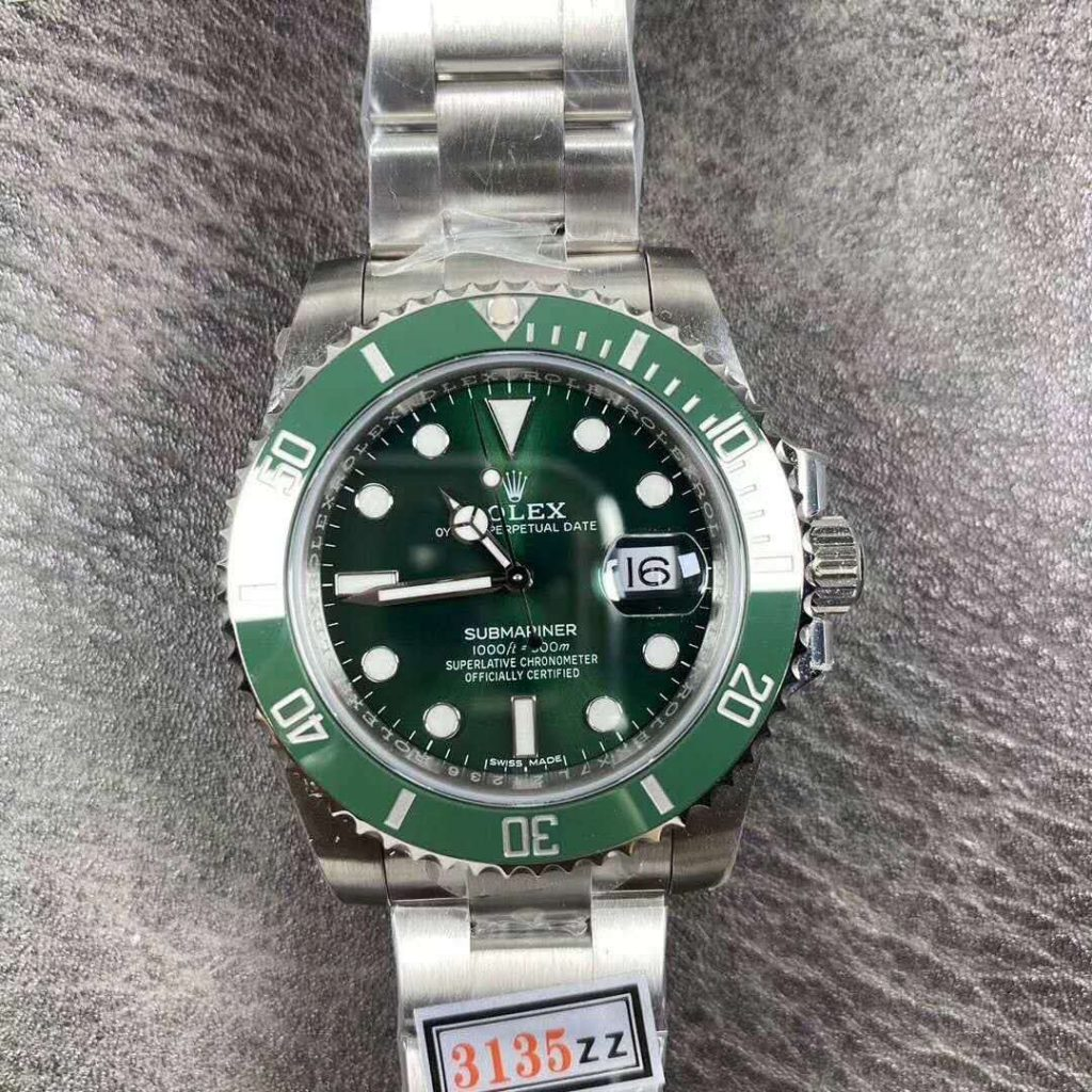 ZZ Factory Replica Rolex Submariner Watch