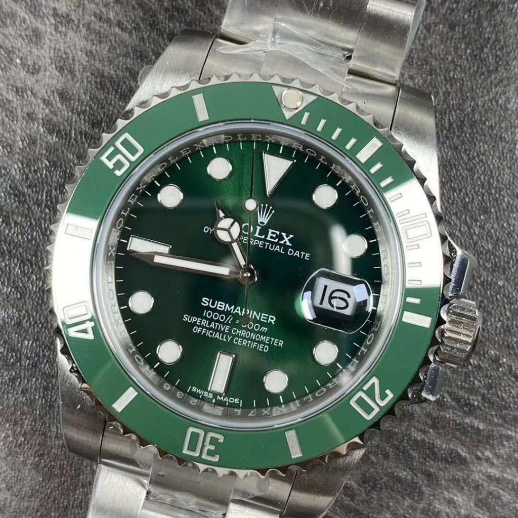 ZZF Rolex Green Submariner
