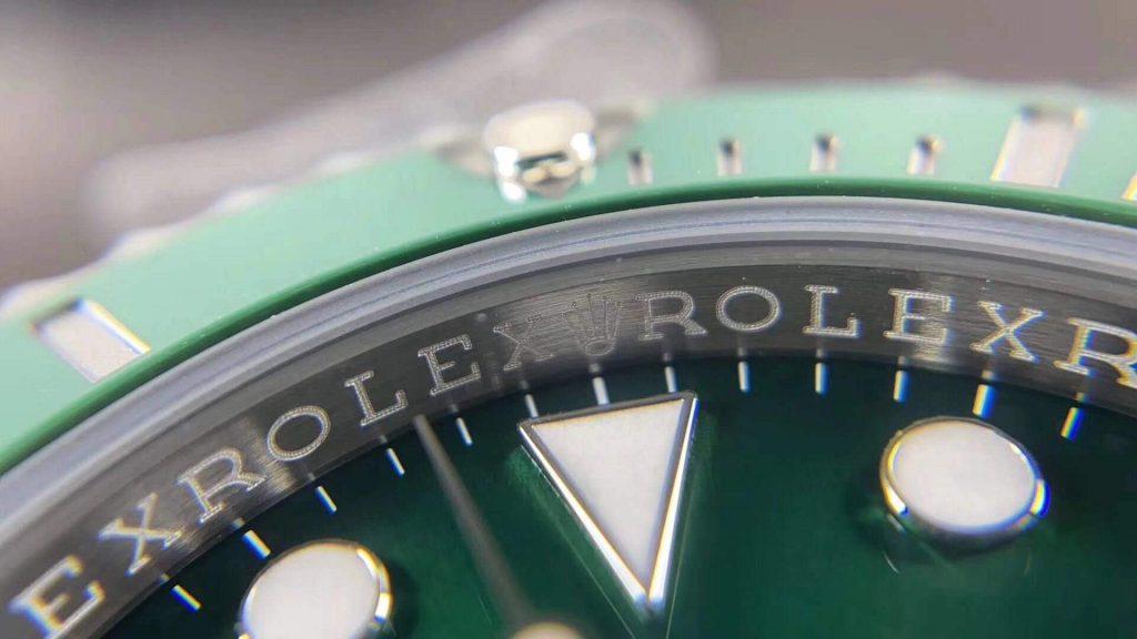 ZZF Rolex Submariner Inner Bezel Engravings