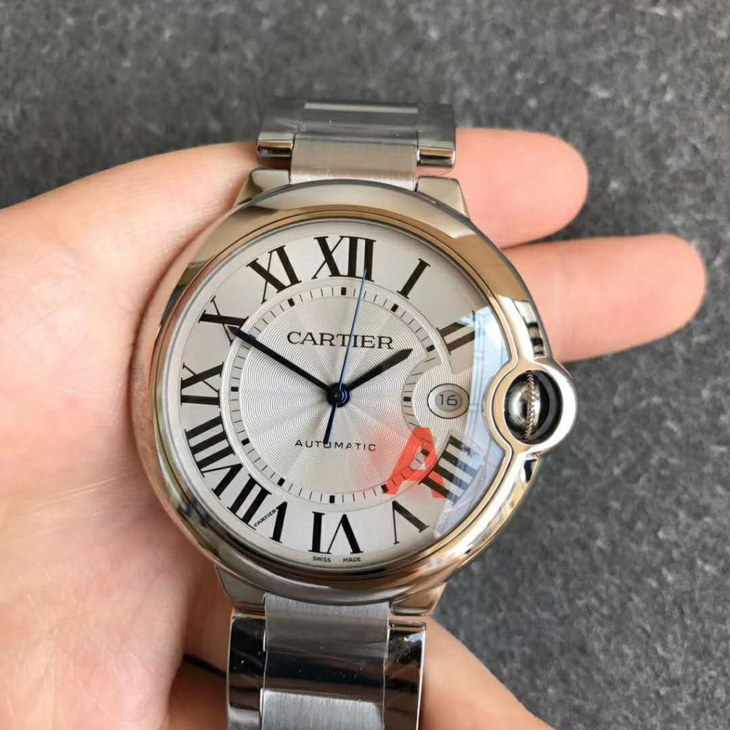 Replica Cartier Ballon Bleu 42mm