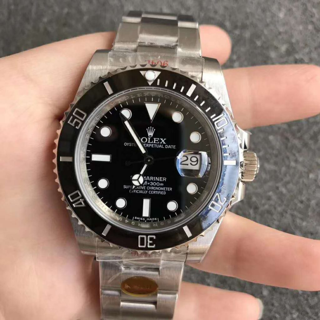 Submariner Black