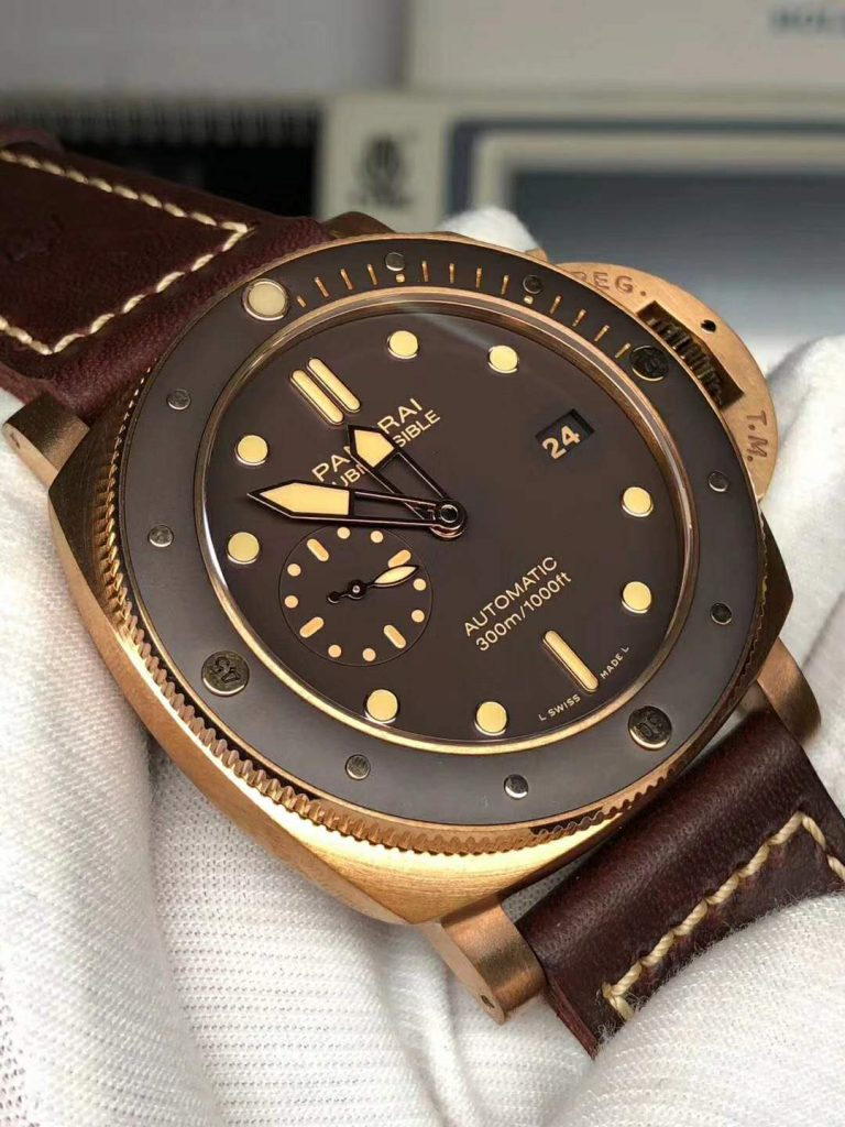 Replica Panerai Bronze 968