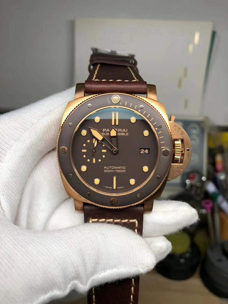 Replica Panerai Submersible PAM 968