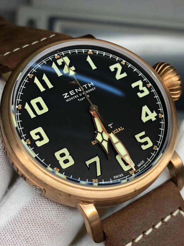 Replica Zenith Pilot Type 20