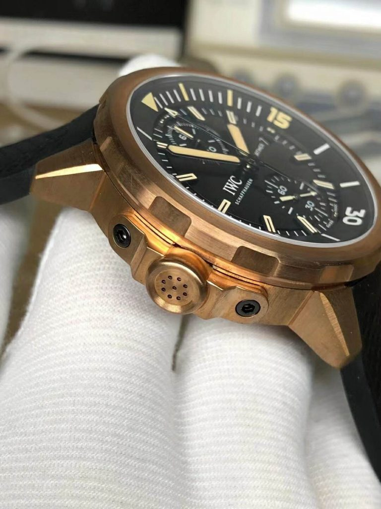 IWC Aquatimer Bronze Case