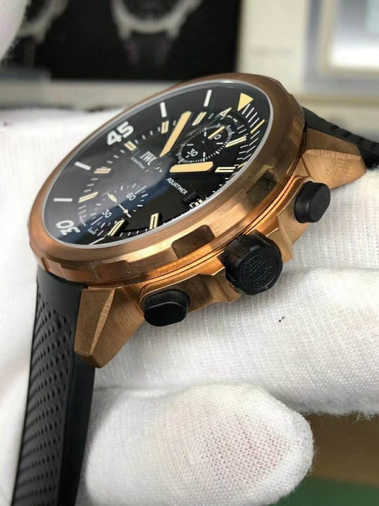IWC Bronze Watch Crown