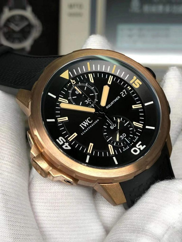 Replica IWC Aquatimer Bronze
