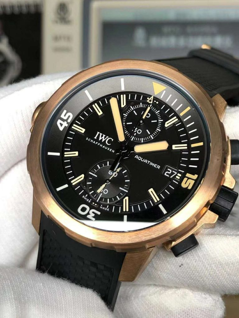 Replica IWC Aquatimer Bronze Watch