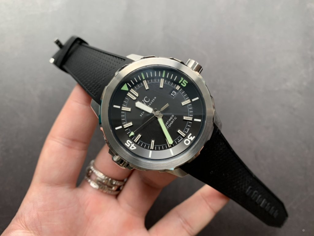 V6 Factory Replica IWC Aquatimer 2000