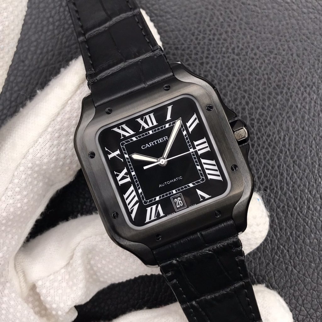 V6 Replica Cartier Santos Watch