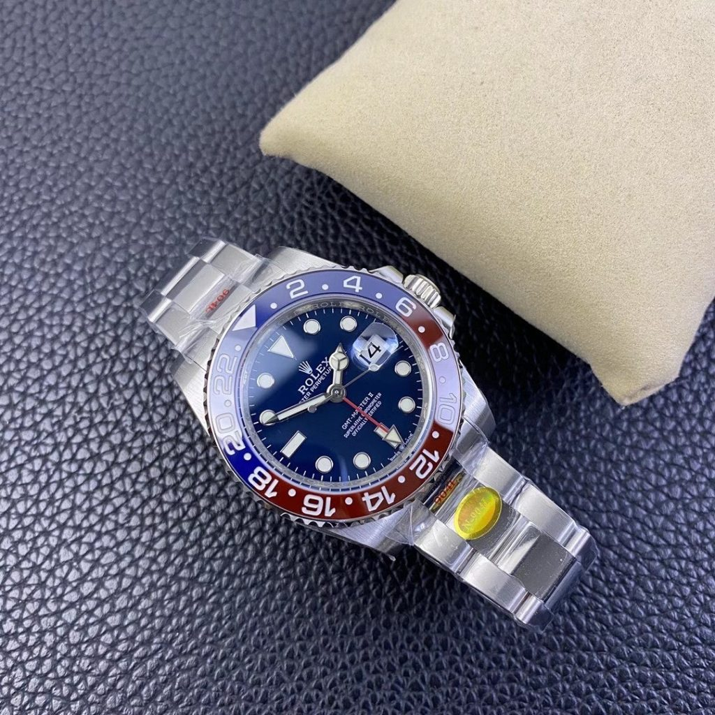 Replica Rolex GMT-Master 126719 Blue