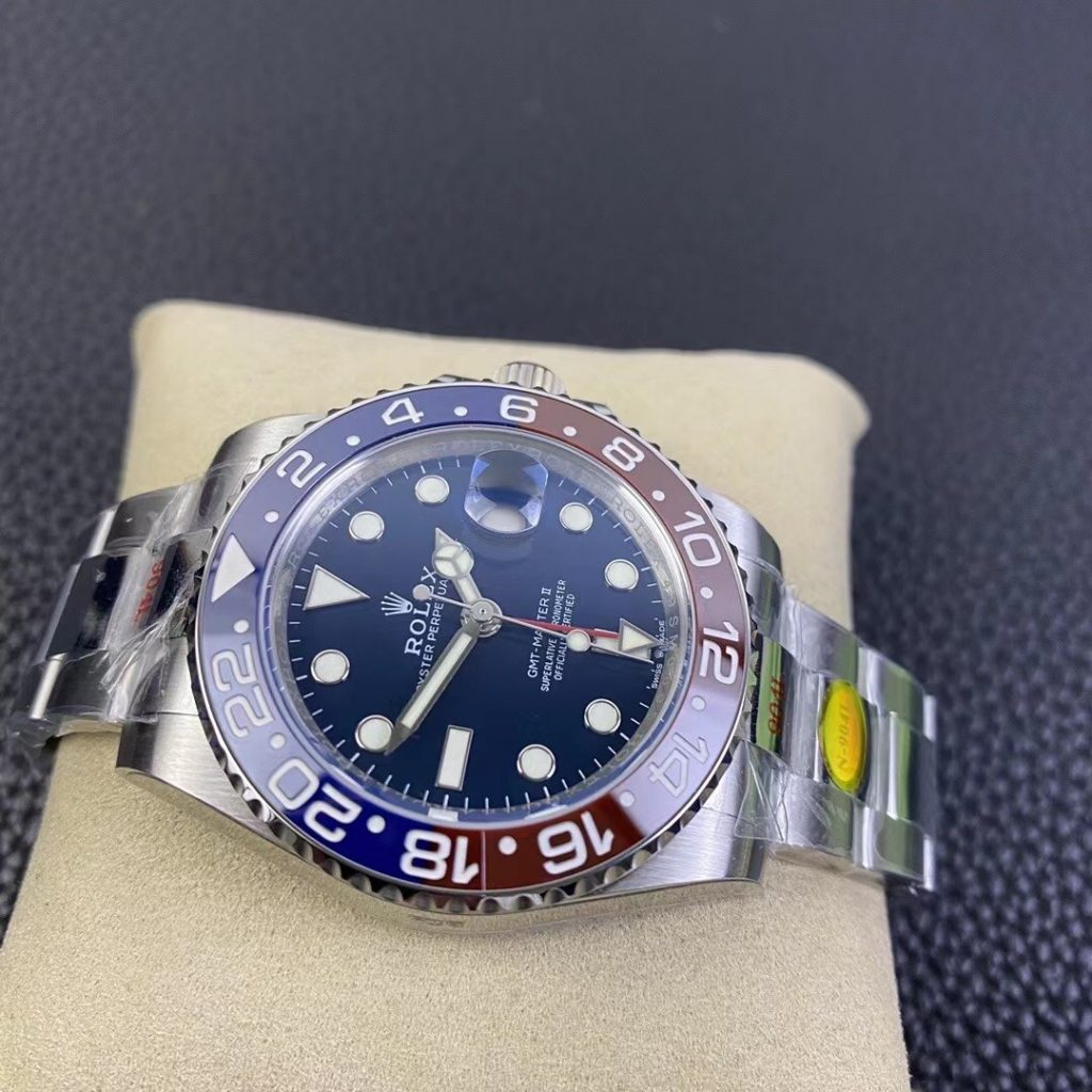 Replica Rolex GMT-Master Blue Ceramic