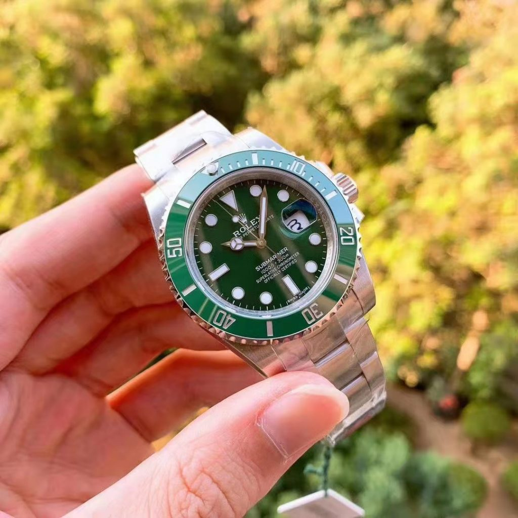 Replica Rolex Submariner 116610LV from VS Factory