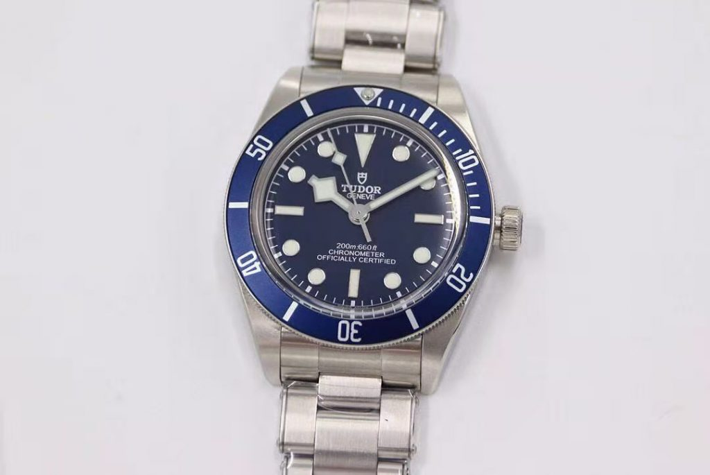 Replica Tudor Black Bay Blue