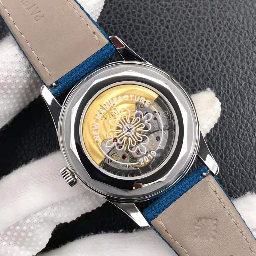 Patek Philippe 6007A Crystal Back