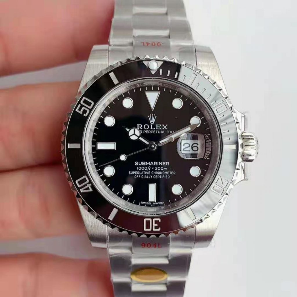 Noob V11 Rolex Submariner 116610LN Replica