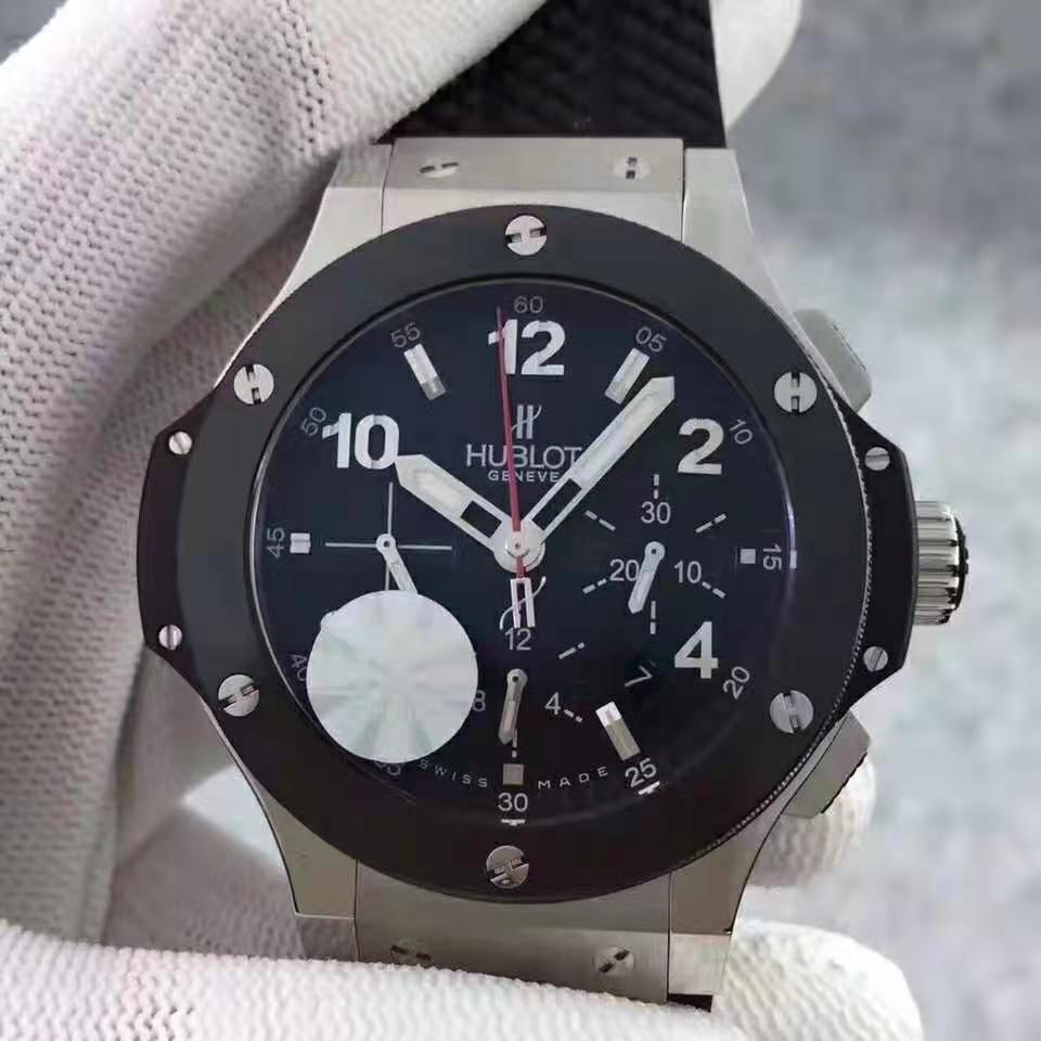 V6F Replica Hublot Big Bang Black