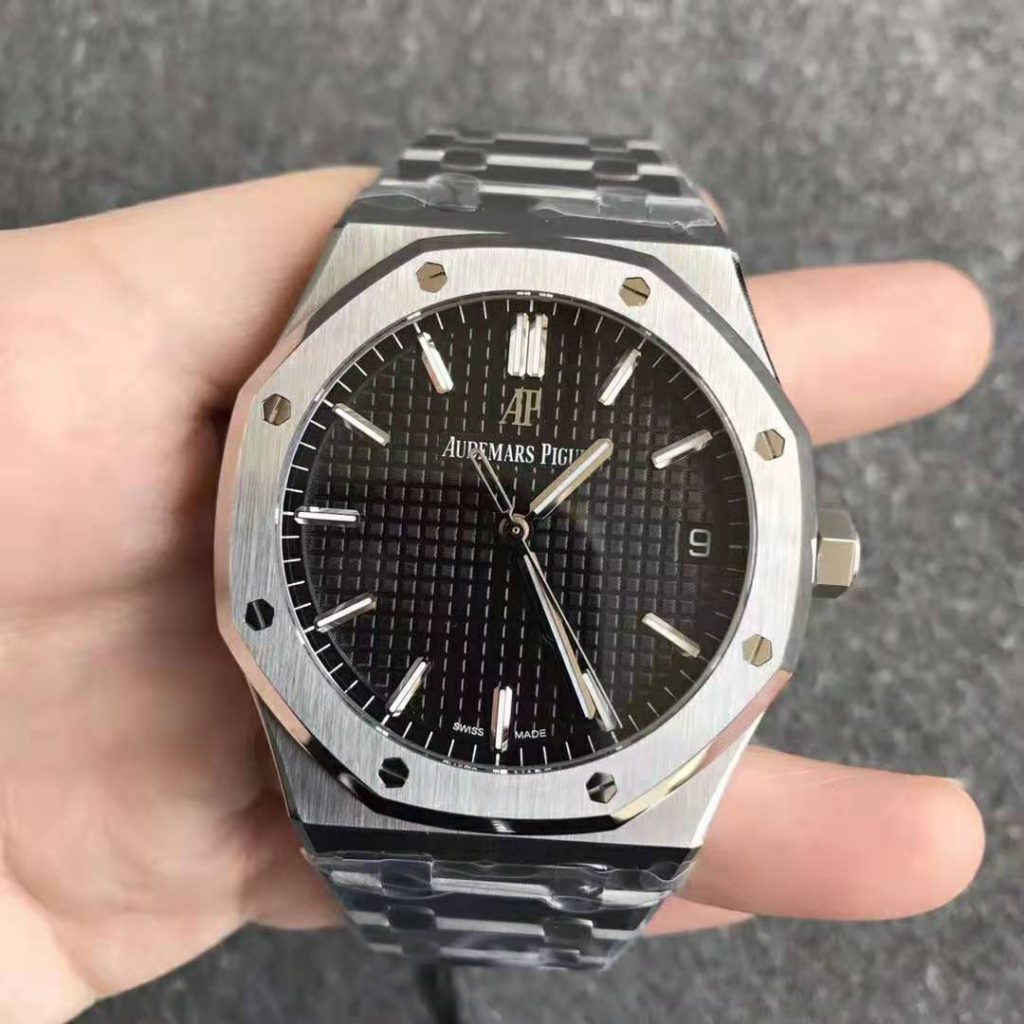 ZF Audemars Piguet Royal Oak 15500 Black