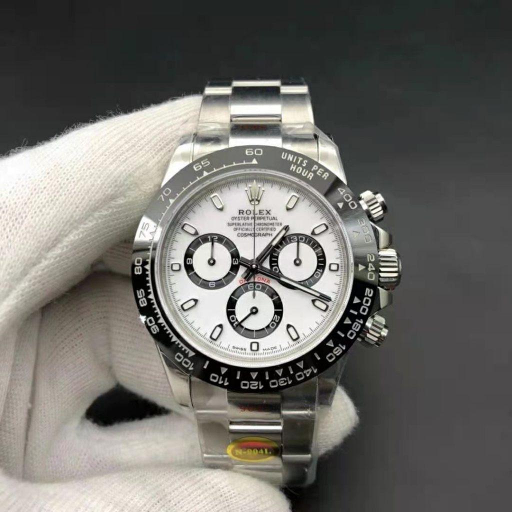 Replica Rolex Panda Daytona 116500