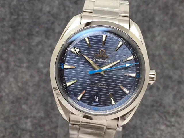Replica Omega Aqua Terra 150m Blue Watch