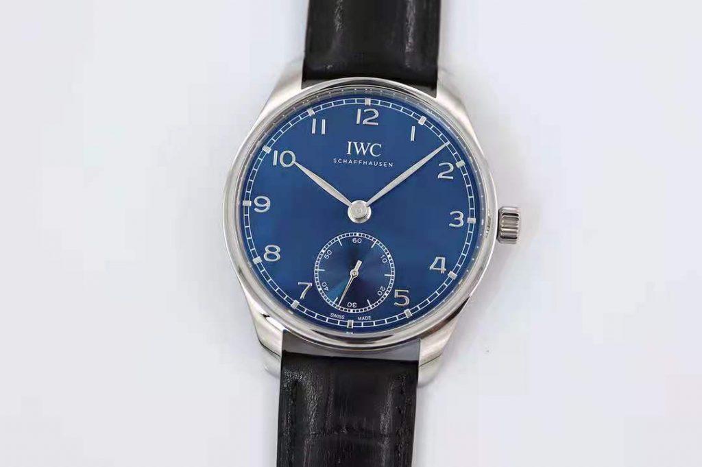 IWC Portuguese Blue Replica