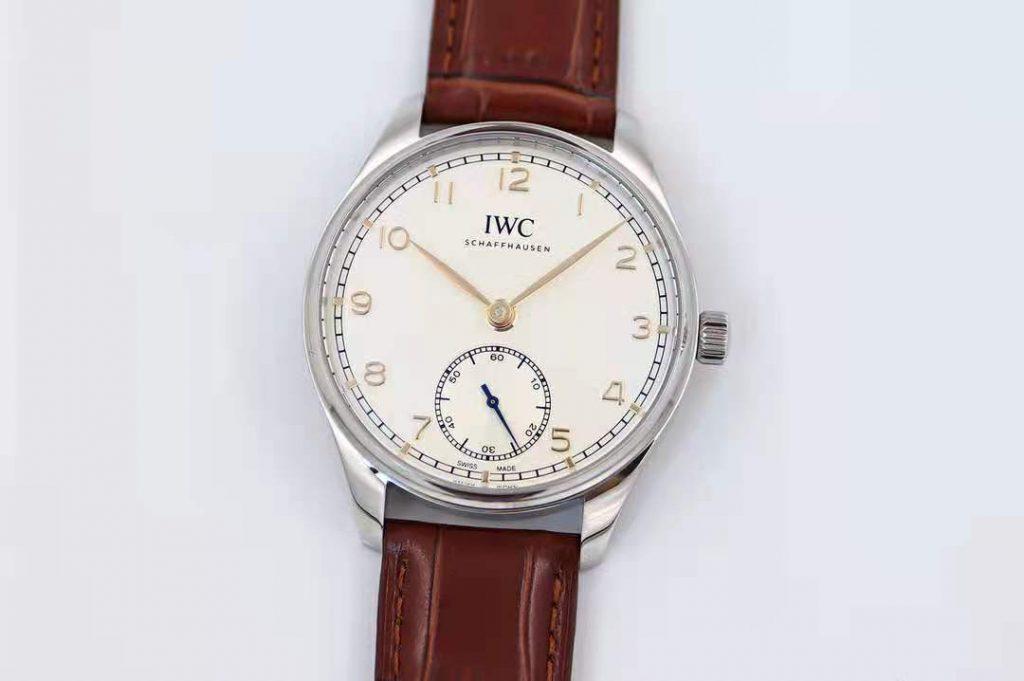 IWC Portuguese Brown Replica
