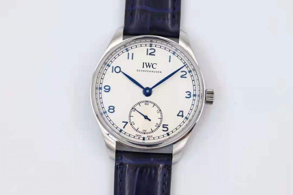 IWC Portuguese White Replica