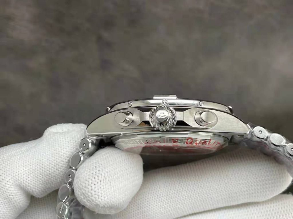 Breitling Chronomat Crown