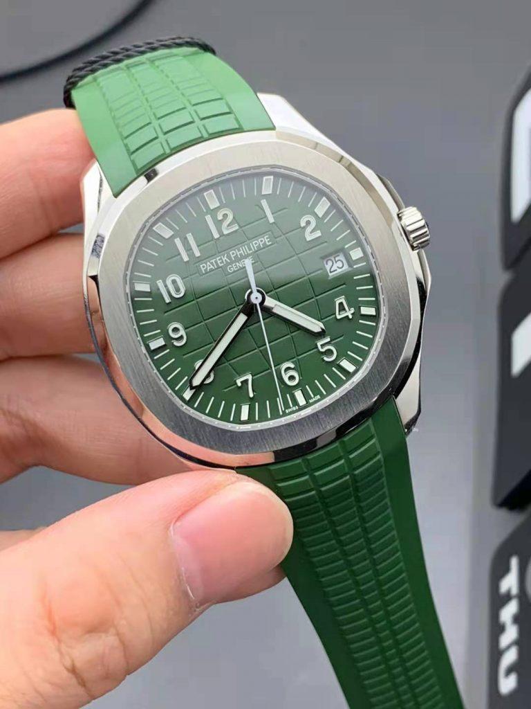Patek Philippe 5168 Green Replica