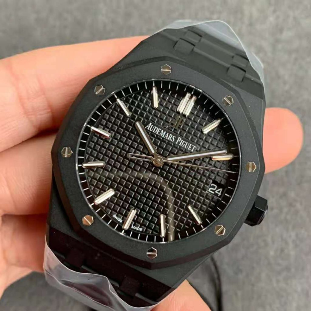 Replica Audemars Piguet Royal Oak 15500 DLC Watch