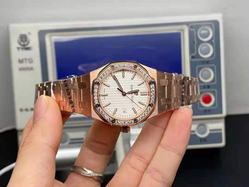 Replica Audemars Piguet Royal Oak 34mm Lady Watch