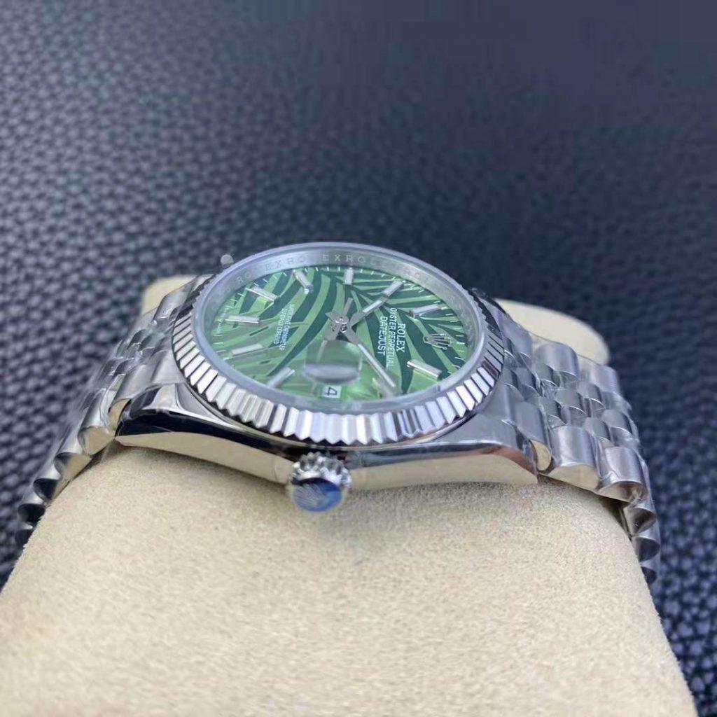 Rolex Datejust Crown