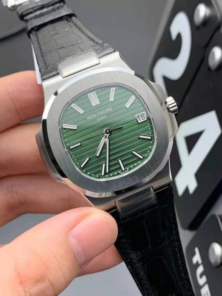 Replica Patek Philippe Nautilus Green 5711