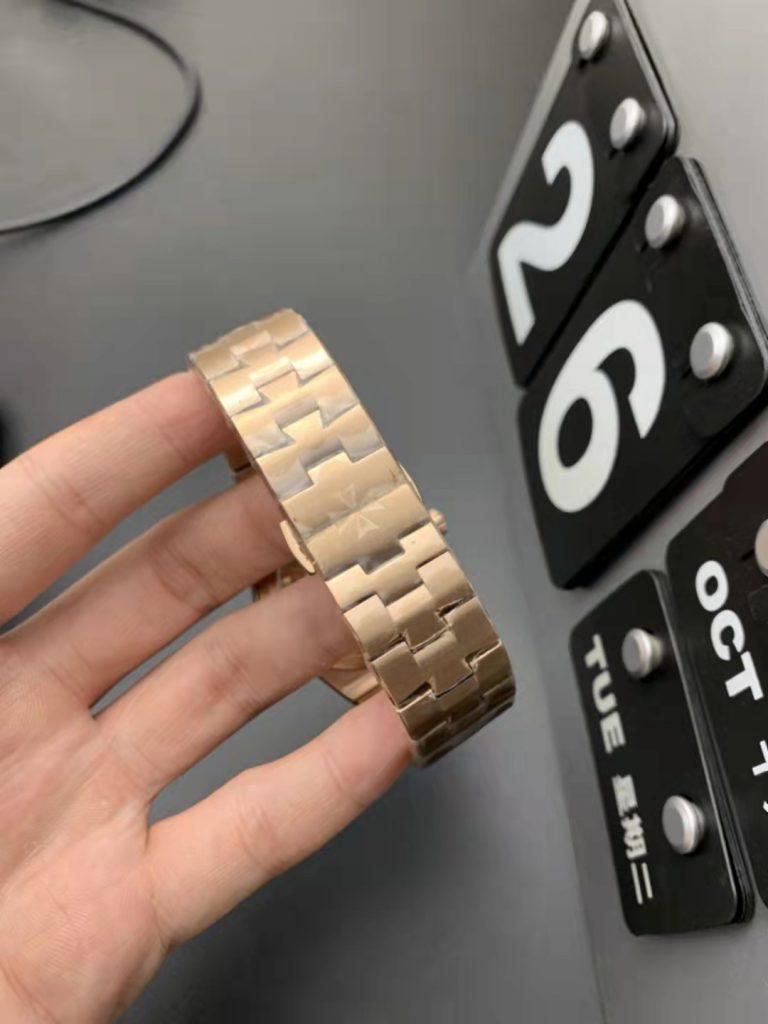 Vacheron Constantin Perpetual Calendar 4300V Bracelet